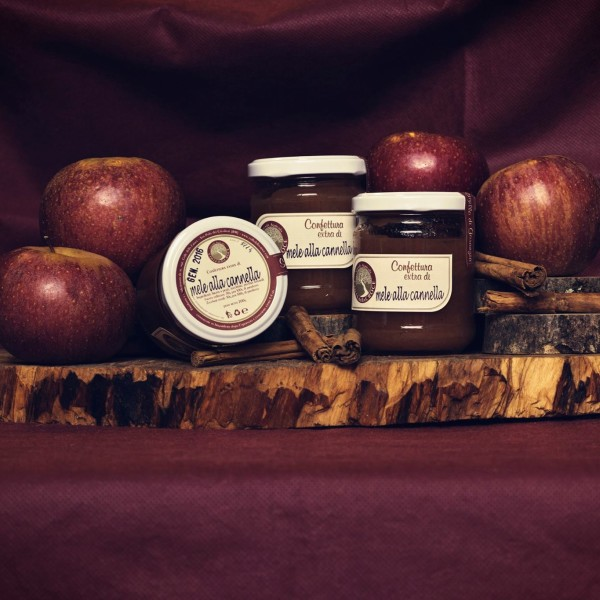 apple and cinnamon jam