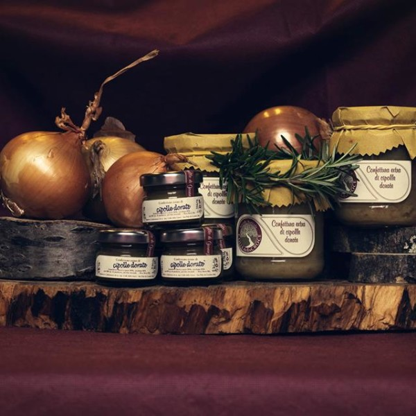 golden onion jam