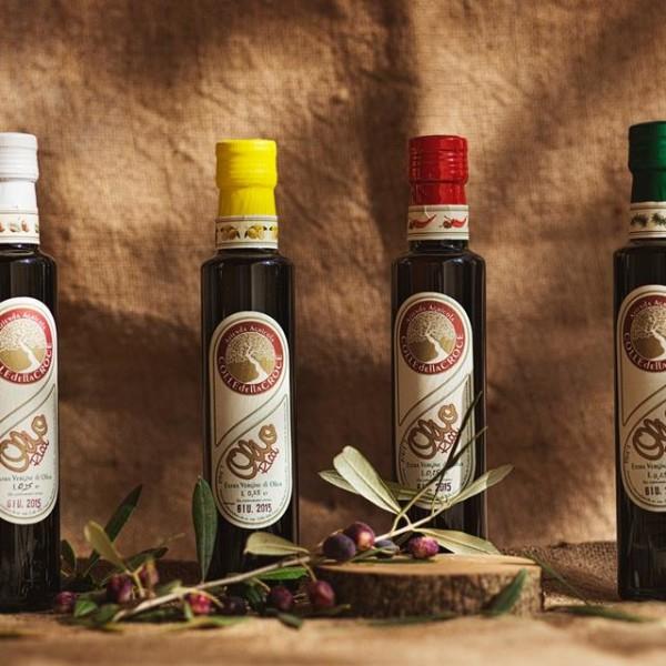 olio-aromatizzato